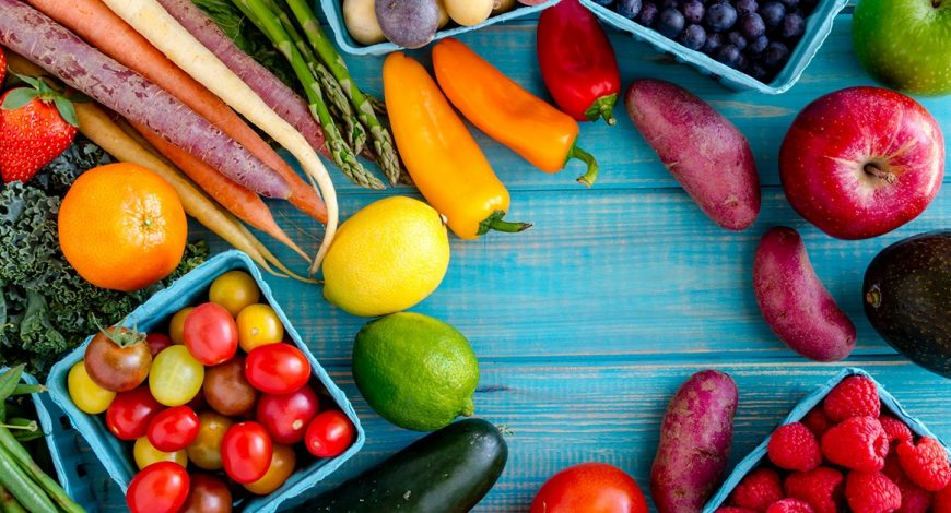 how to eat more fruits and veg