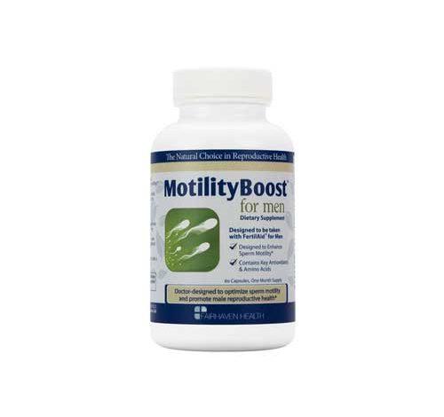 Motility Boost for Men