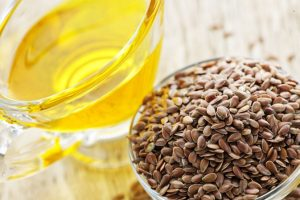 flaxseed dan oil